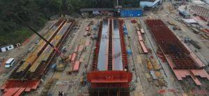 """泸州江运船厂自主生产的6000吨级""""吉祥96""""正式下水插图(1)"""