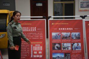 """礼县:""""流动红色纪念馆""""成为党史学习教育的新载体插图(1)"""