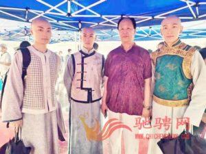传统文化院线电影《弟子规之(宝典传)》在横店影视城开拍插图(4)