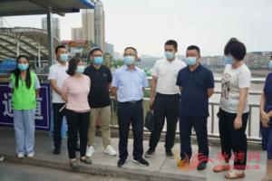 赤水市委书记汪能科暗访督查疫情防控工作插图(2)