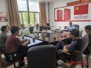 镇宁法院:离退休干部党支部开展法律法规学习活动插图(2)